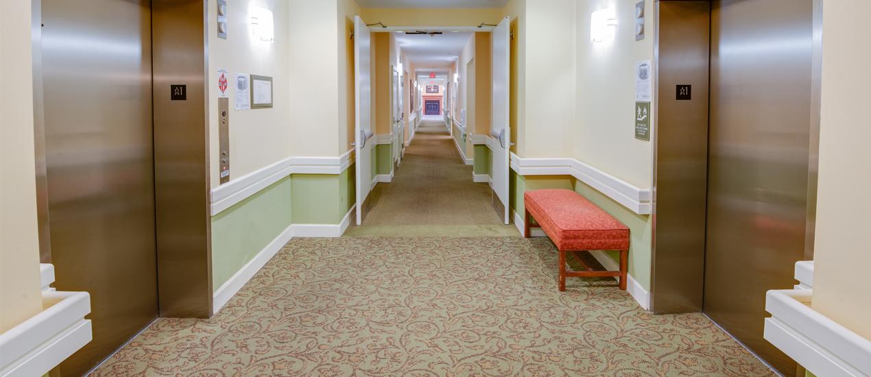 elevators-hallway