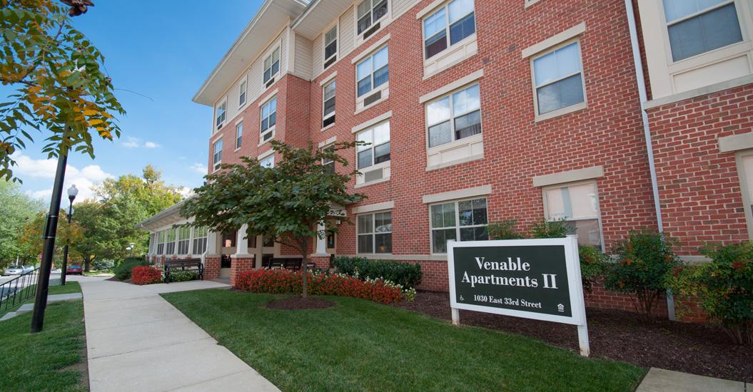 Venable Apartments Ii Baltimore Senior Housing