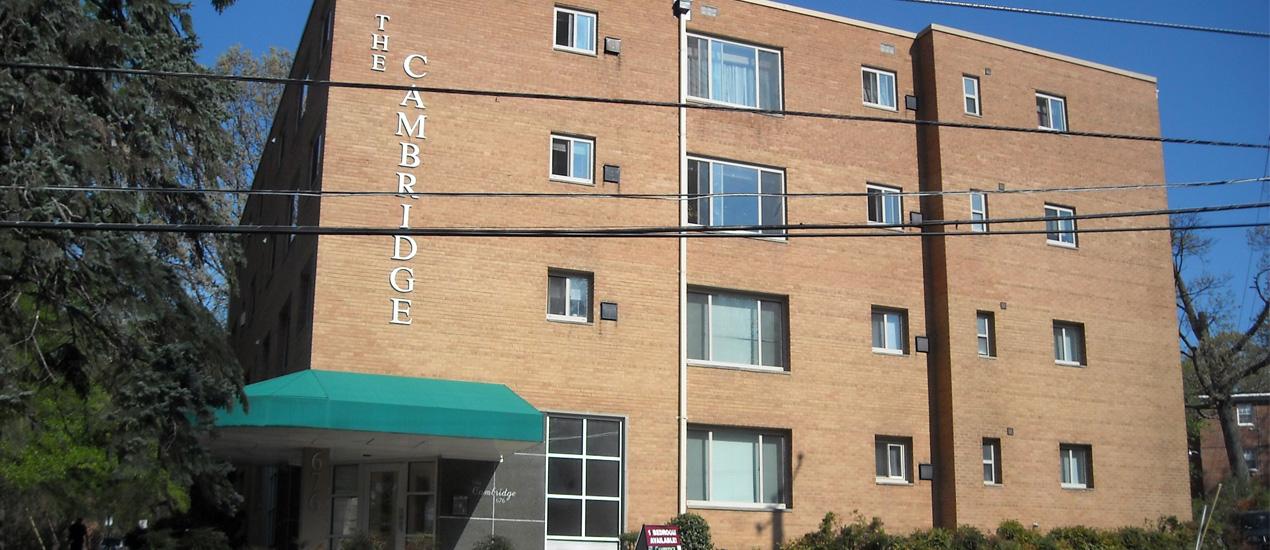 The Cambridge Apartments - Takoma Park, MD