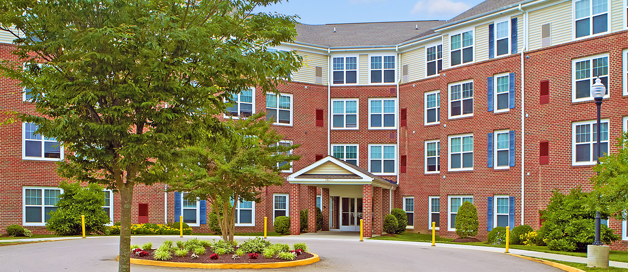 Darby House - Affordable Senior Apartments - Richmond, VA