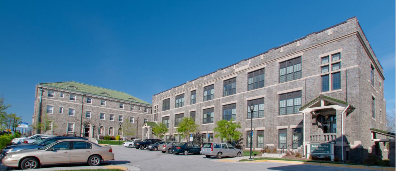 John Manley House Senior Apartments in Baltimore