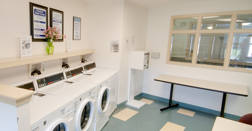 Onsite Laundry Center