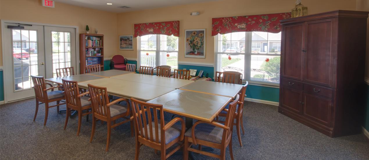 Multipurpose Community Room