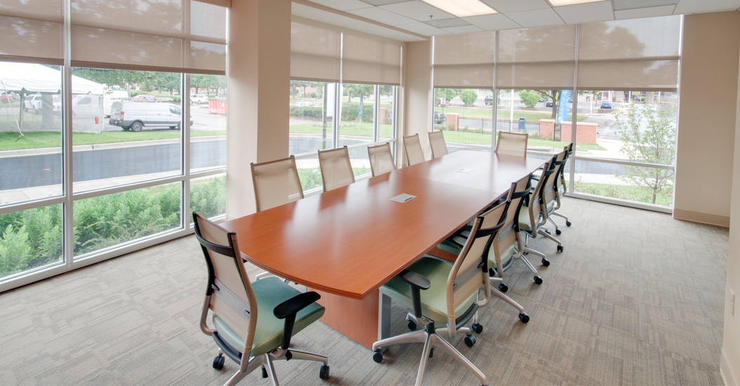 Linden Park Senior Apartments Conference Room