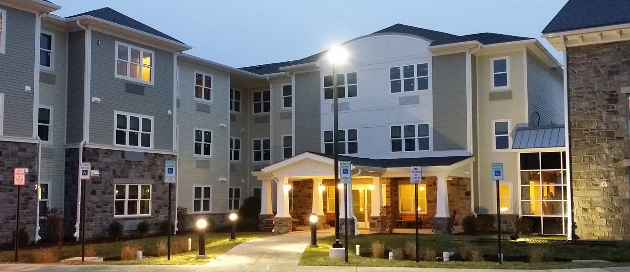 North Street Senior Residences in Elkton, MD