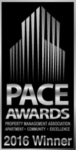 2016 PACE Awards Logo