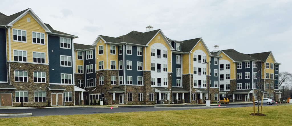 Rivers Edge Apartments and Studio for the Arts