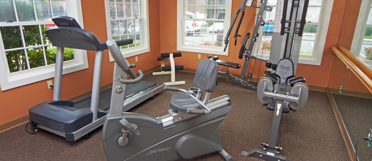 Riverwoods of Fredericksburg Fitness Center
