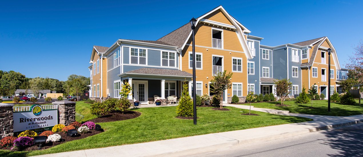 Riverwoods At St Michaels Md Apartments For Rent