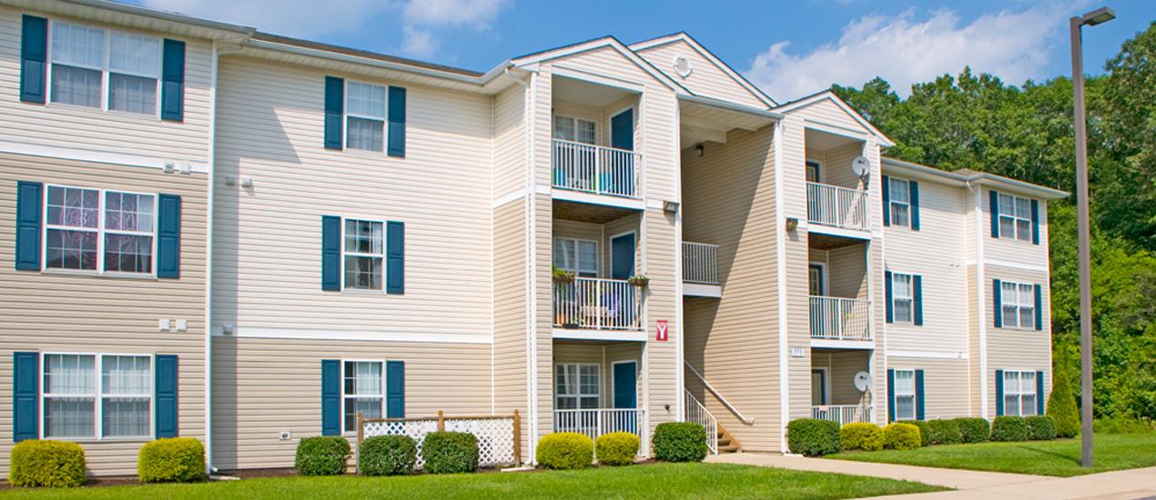 Runaway Bay Apartments Salisbury Md