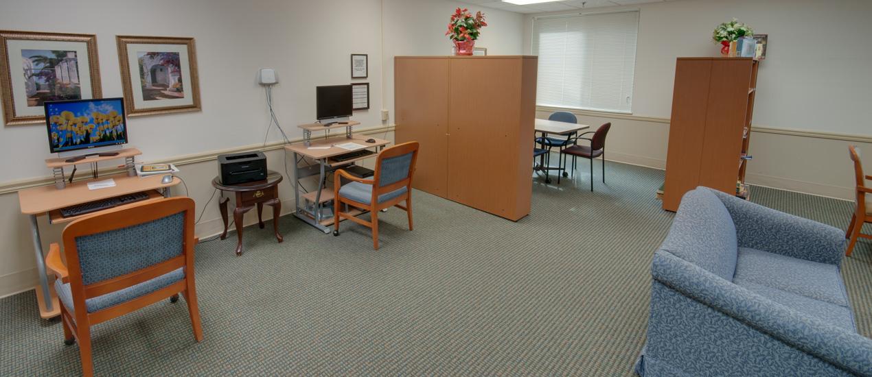 Resident Computer Lab