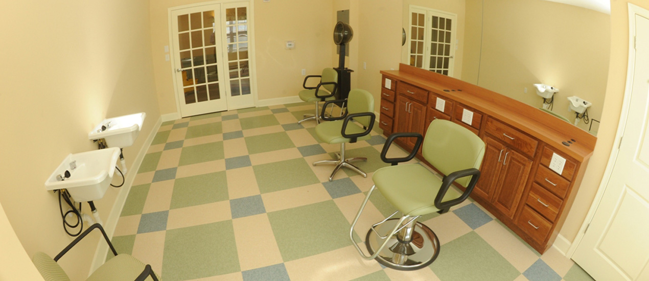 Victoria Park at Sassafras Meadows Beauty Salon
