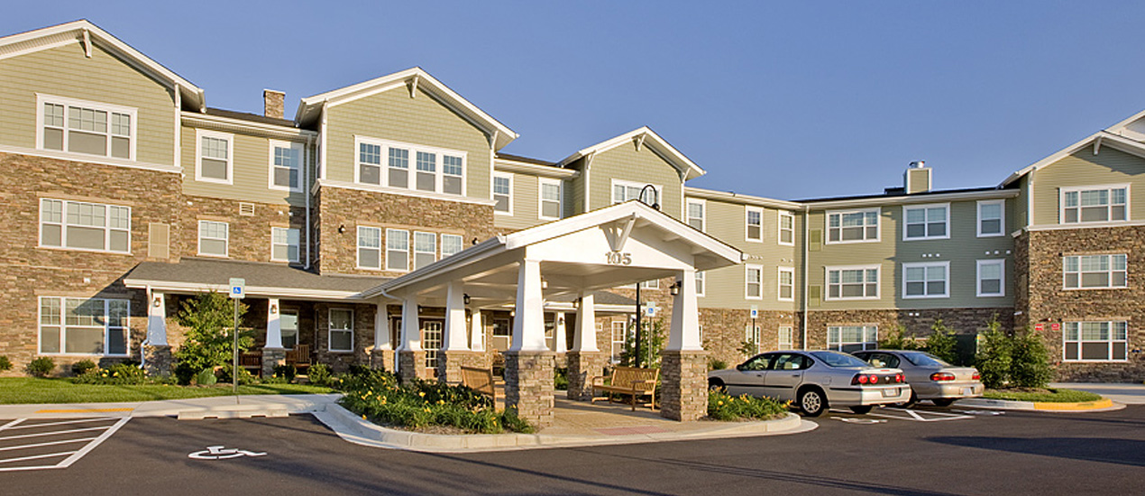 Senior Living Frederick County Victoria Park At