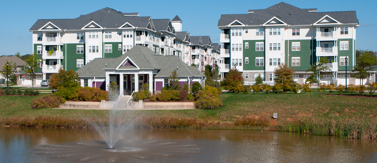 The Willows At Victoria Falls Retirement Living Laurel Md