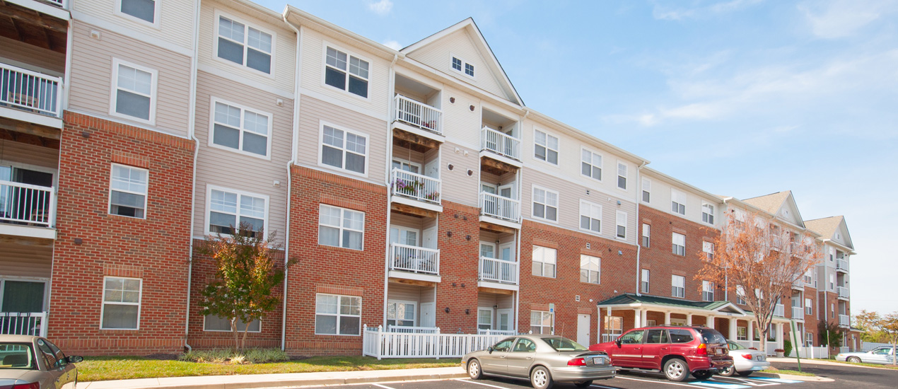 Apartments That Go By Income In Maryland