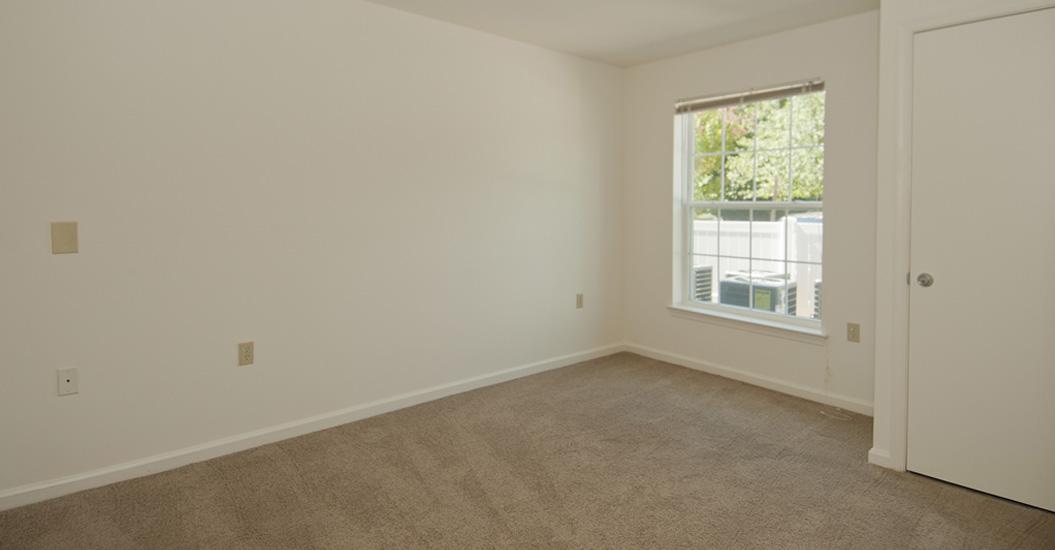 Spacious Apartment Bedroom