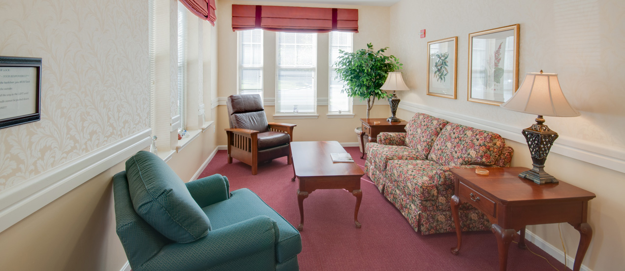 Victory Terrace Senior Apartments Resident Lounge