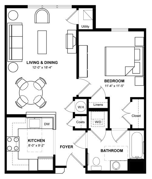 Victoria Park Apartments: Frederick County- Victoria Park At