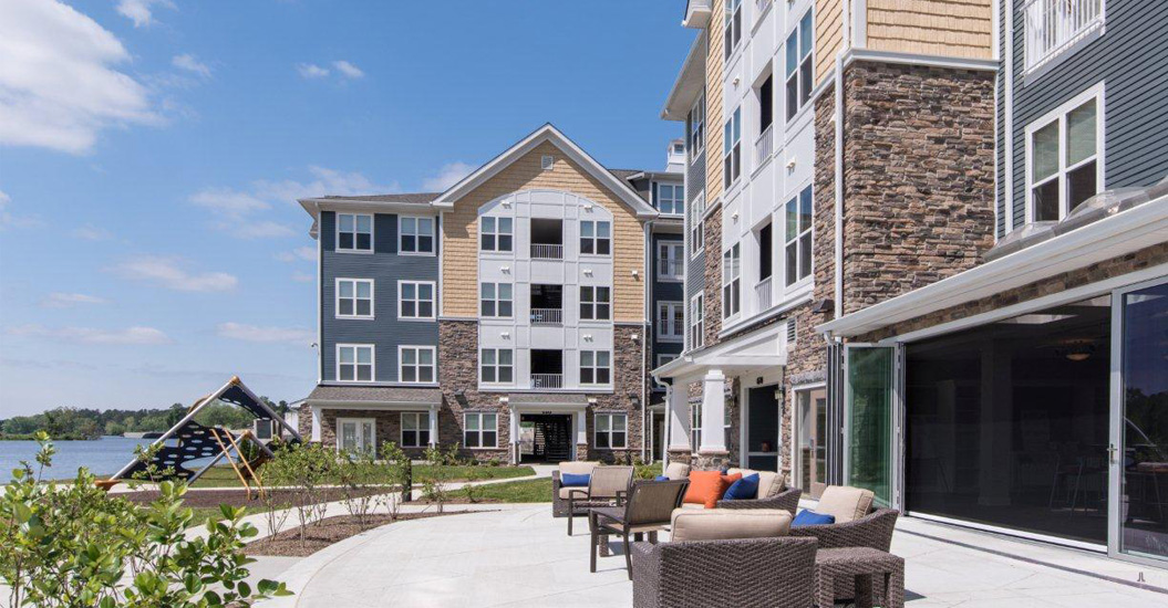 Rivers Edge Apartments And Studio For The Arts Salisbury Md