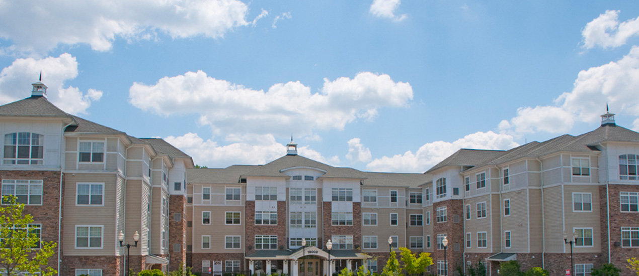 Willow Manor at Cloppers Mill Senior Apartments in Germantown, MD