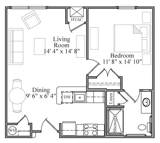 Affordable Senior Apartments
