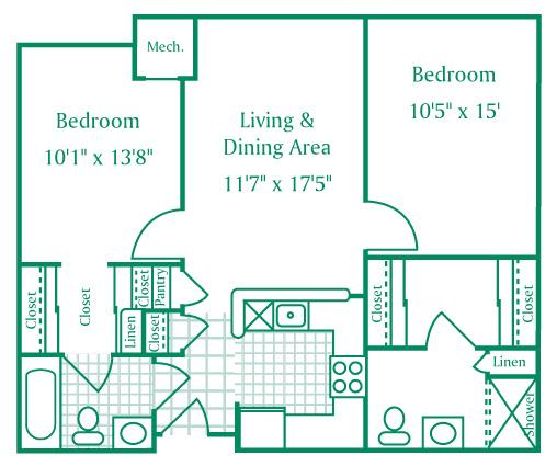 Victoria Park Apartments: Senior Apartments Woodbridge, VA
