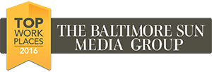 The Baltimore Sun Media Group Top Workplaces 2016
