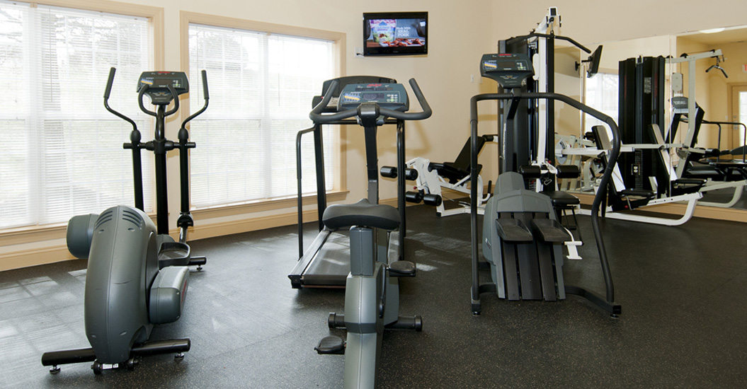 Weston Circle and Wicklow Square Fitness Center