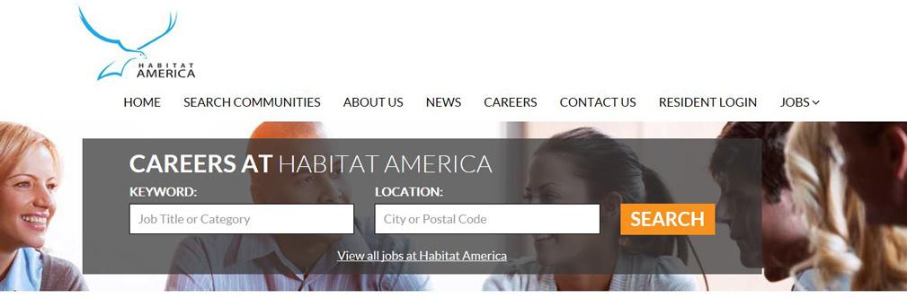 Habitat America Careers
