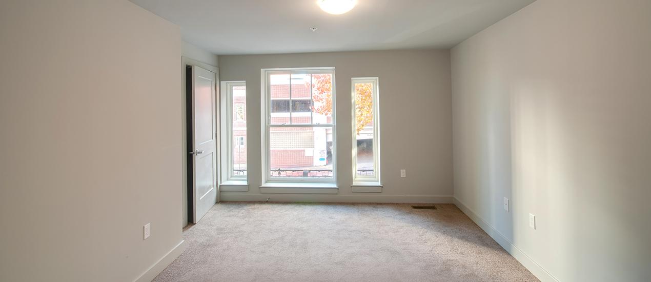 Franklin Lofts and Flats Apartment Living Room