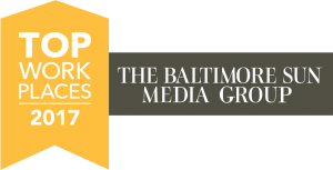 The Baltimore Sun Top Workplaces 2017 Logo
