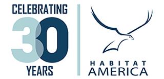 Habitat America 30 Year Anniversary Logo