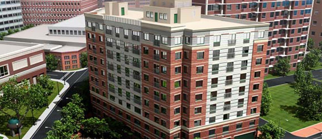 Argent Apartments Exterior