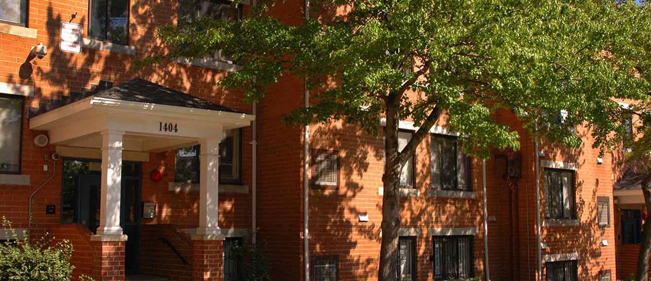 Faircliff Plaza West Apartments in Washington DC