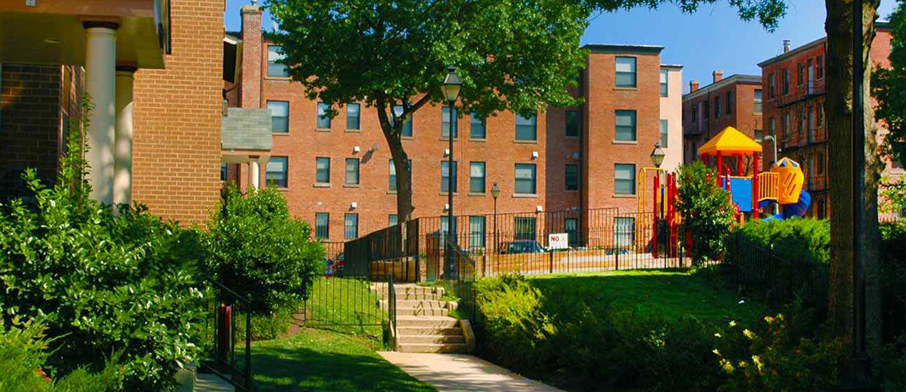 Urban Village Affordable Apartments in NW Washington DC
