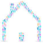 diversity house graphic